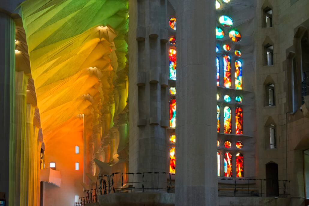 Bazylika Sagrada Familia