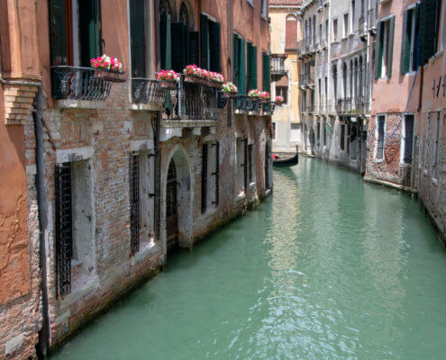 Wenecja, venice, canal, summer, vacation, holiday