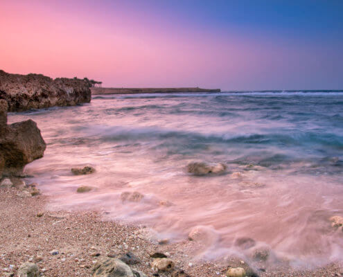Egipt, Morze Czerwone red sea sunrise sunset long exposure